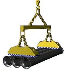 Электромагнит для труб ЭМТ - Магнитные грузозахваты - Каталог